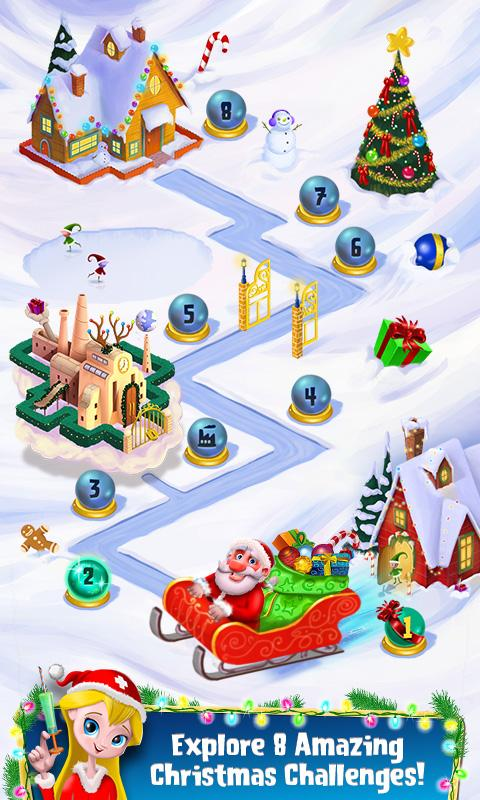 Santa Rescue Challenge - Doc X - screenshot