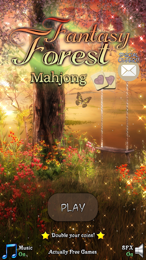 Hidden Mahjong Fantasy Forest