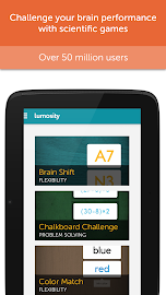 Lumosity Screenshot 2