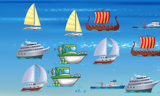 лодки для караблей