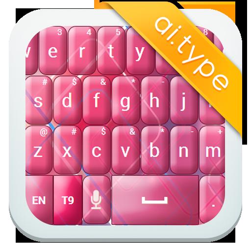 A.I.Type粉紅主題א 個人化 App LOGO-硬是要APP
