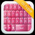 A.I.Type Pink Theme א icon