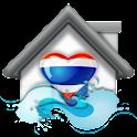 ThaiFloodHelper logo