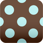 Brown Polkadots WallPaper