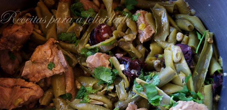 Pork and Green Bean Stir Fry Recipe