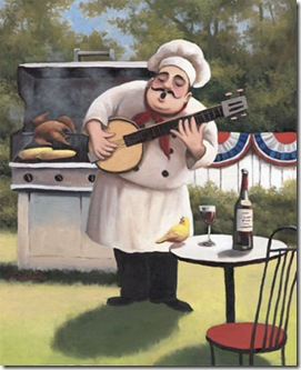 136-22323~Barbecue-Chef-Banjo-Posters