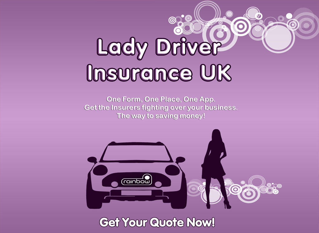 Lady Driver Insurance UK- screenshot