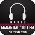 Radio Manantial 100.1 Fm icon