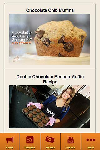 Muffin Recipes FREE