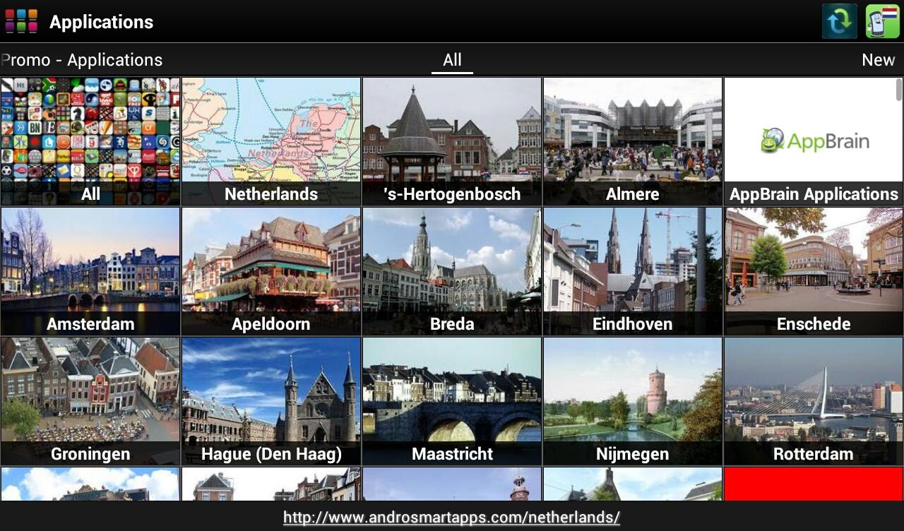 Netherlands Android - screenshot