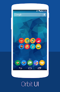 Orbit UI - Icon Pack - screenshot thumbnail