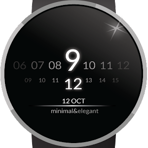 Watch Face - Minimal & Elegant