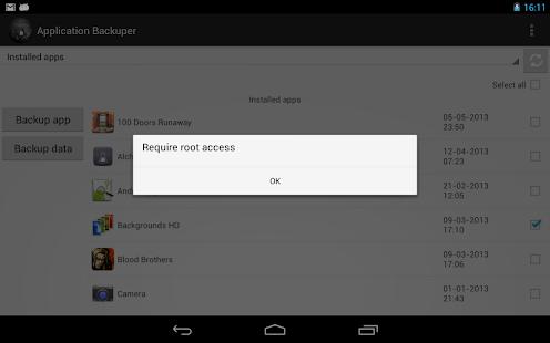 玩免費生產應用APP|下載Mobile Backup app不用錢|硬是要APP