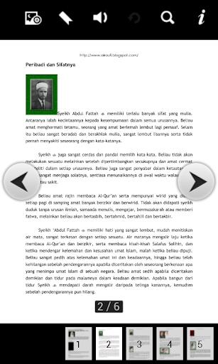 【免費書籍App】Syeikh Abdul Fattah AbuGhuddah-APP點子