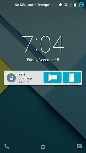 Tiny Flashlight + LED 5.3.5 screenshots 4