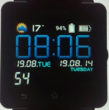 VirtualTech clock SmartWatch 2