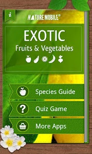 Exotic Fruits & Vegetables PRO- screenshot thumbnail