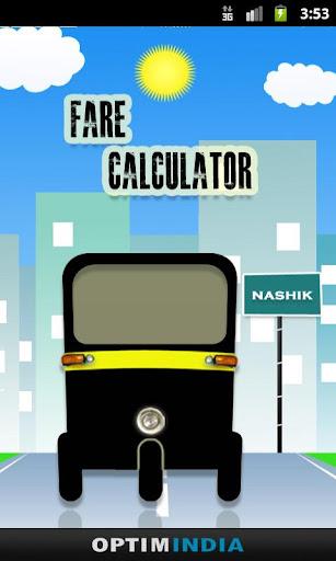 Rickshaw Fare Calculator