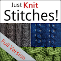 Just Knit: Stitches! - Full icon