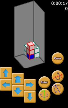 ChiralCube  立体ブロックを組み合わせて消す楽しさのおすすめ画像4