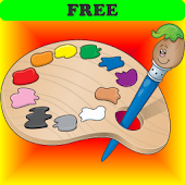 Coloring Book for Toddlers LT APK Descargar