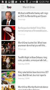 NOLA.com: Mardi Gras - náhled