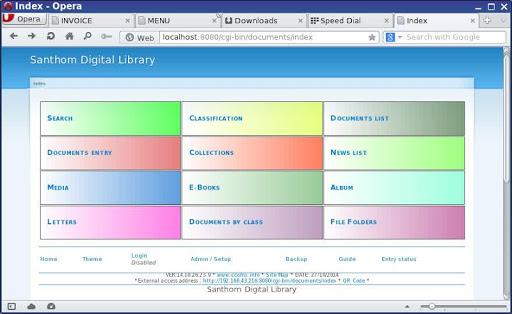 Santhom Digital Library