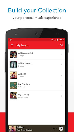 Wynk Music: Hindi & Eng songs 1.3.2.4 screenshot 378165