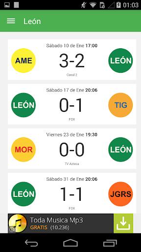 León Soccer MX