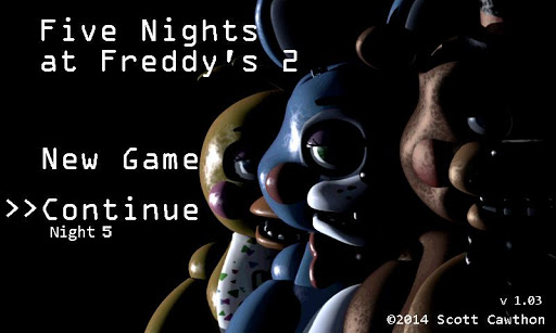 Five Nights at Freddy's 2 Demo  astuce 1