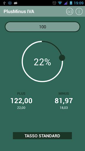 PlusMinus VAT calc spin-off