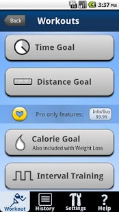 Noom CardioTrainer - screenshot thumbnail