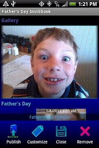 Father's Day InstEbook screenshot 0
