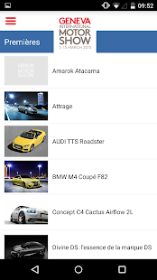 85. Auto Salon - Genf - screenshot thumbnail