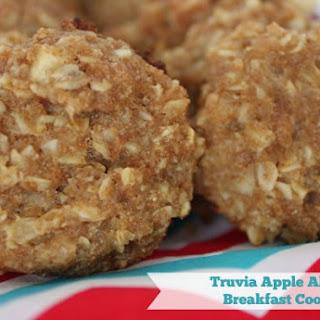 Truvia Apple Almond Breakfast Cookies
