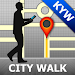 Key West Map and Walks Icon