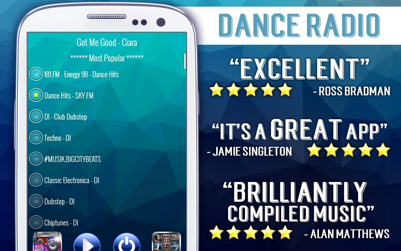Free Dance Radio- screenshot