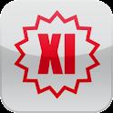 Kings XI अनुप्रयोग logo
