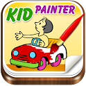 Kid Coloring, Kid Painter icon