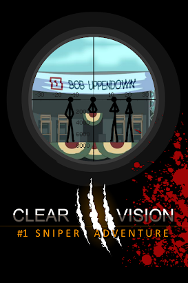 Clear Vision 3 -Sniper Shooter screenshot