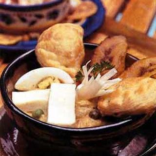 Fanesca (Ecuadorean Lenten Chowder).