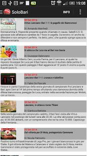 SoloBari - screenshot thumbnail