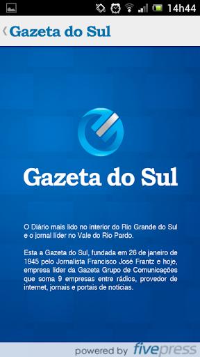 Gazeta do Sul