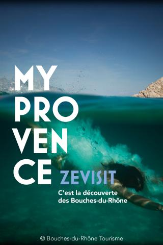 MyProvence ZeVisit - screenshot