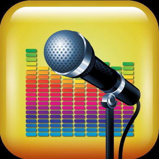 媒体与影片の効果音 ボイスレコーダー LOGO-記事Game