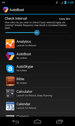 Auto Boot for Skype more