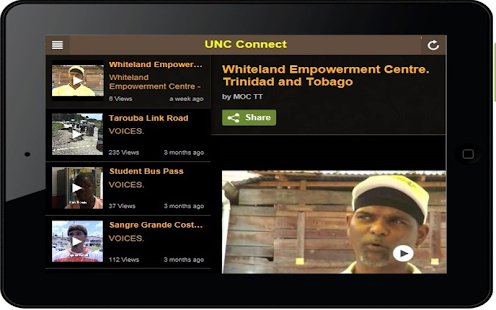 UNC Connect- screenshot thumbnail