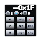 HexBinCalc  hex bin converter