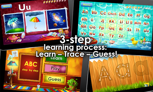 ABCD for Kids: Learn Alphabet and ABC for Toddlers 1.1.36 screenshots 3