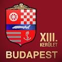 Budapest XIII logo